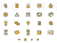 OneClickMoney Icons