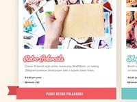 Printagram Home Page