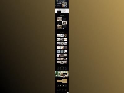 Homeslea Website web design web development website design ui  ux
