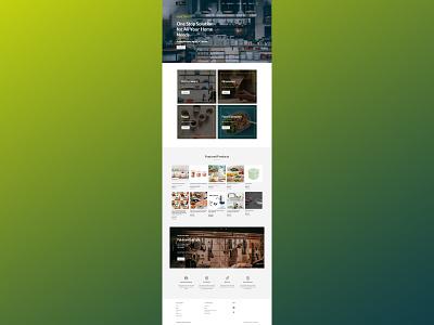 Home Express Website web design web development website design ui  ux