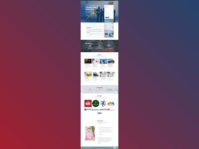 FGS Pakistan web design web development website design ui  ux