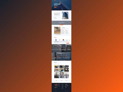 MBK Enterprises web design website design web development ui  ux
