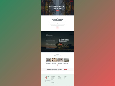 Wakeel Enterprises web design website design web development ui  ux