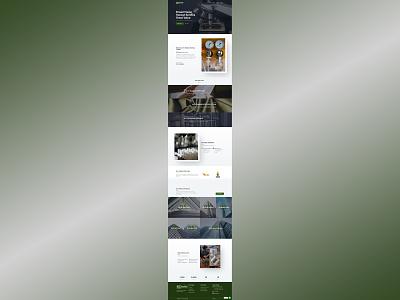 Rashid Techno Trades web design website design web development ui  ux