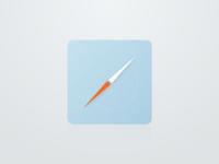 Safari iOS7 Icon Remix
