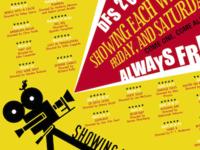 Denison Film Society Poster '04