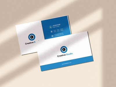 Business_card_with_mockup business creative design business card design businesscard