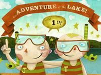 Adventure at the Lake