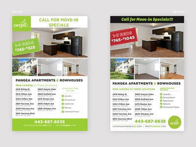 Flyer Refresh and Redesign
