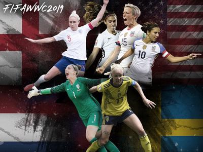Fifa Women's World Cup Semi Finalists