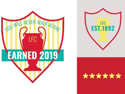 Liverpool Soccer Crest