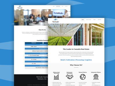 NewLake Website