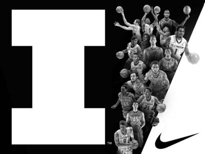 Fighting Illini Men's Basketball