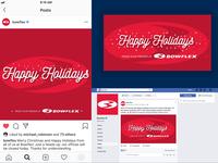 Holiday Social Media Post