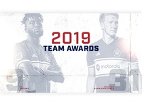 Chicago Fire 2019 Club Awards