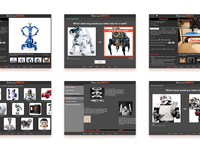 IEEE Robots for iPad: The Interface