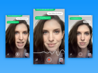 Voice to Text: A Video Chat Concept