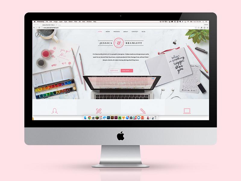 Jessicabramlettwebsite