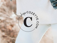 Shop Cozétte Logo mark