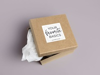 Cozette Box Stickers