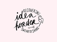 Idea Horder | Pin Concept Sketch