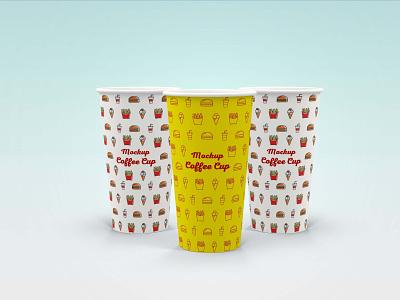 Premium Movie Coffee Cooldrinks Cup Mockup ui vector logo illustrator illustration website animation graphic design design branding movie coldrinks cup mockup coffee premium