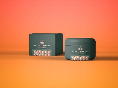 Pixel Cosmetic Mockup premium new latest best graphic design design branding mockup cosmetic