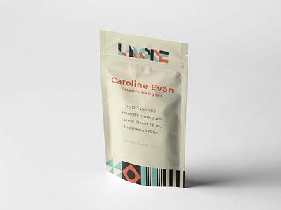 Caroline Evan Pouch Mockup motion graphics pouch freebies mockup evan caroline illustrator illustration website animation graphic design design branding