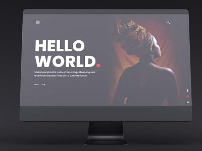 3D Rendered Apple iMac Mockup 3d rendered freebies mockup view imac illustrator illustration website animation graphic design design branding