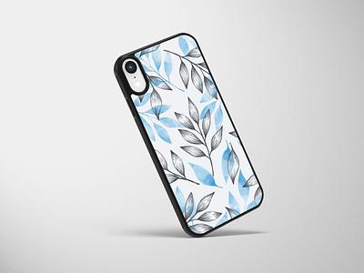 X Phone Case Mockup freebies printed cover x iphone illustrator illustration website animation graphic design design branding