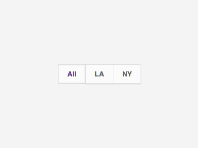 Location Toggle toggle ui gray purple white