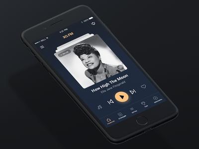 XO.FM — jazz radio music jazz radio ios app