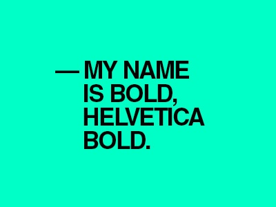Helvetica Bold designs, themes, templates and downloadable graphic