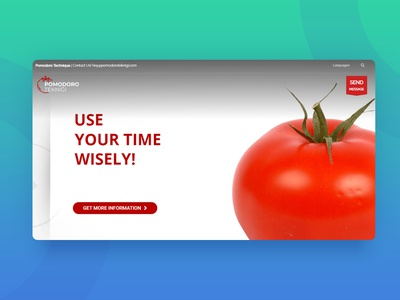 Landing Page Header Design landingpage wordpress design ui ux banner design