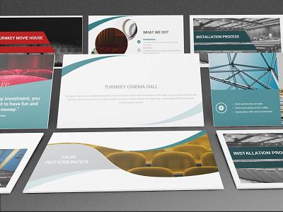 Movie House Investment Pitch Deck powerpoint templates startup pitch startup pitch deck powerpoint design presentation layout presentation design pitchdeck pitch deck designer pitch deck design pitch deck