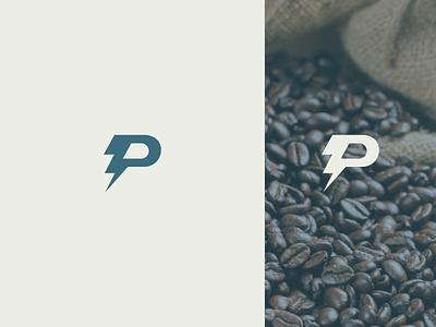 Coffee Logo Design design minimal brand identity identity design logodesign logo energy coffeelogo coffee