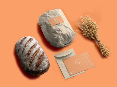 Bakery branding design branding design identity identity design logodesign bakery design logo branding
