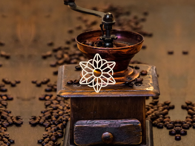 Coffee Brand Logo minimal identity design logo design logodesign identity identit cofffee logo coffee brandin