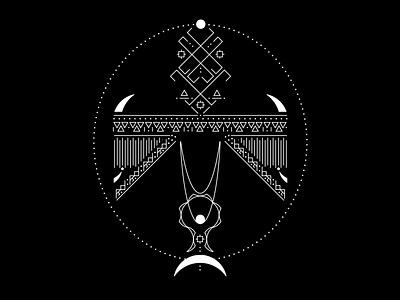 GEOMETRICAL TRIBAL TATTOO lines dots tribal geometic tattoo design tattoo