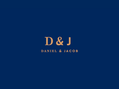 Daniel & Jacob logo