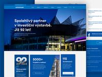 Centroprojekt redesign