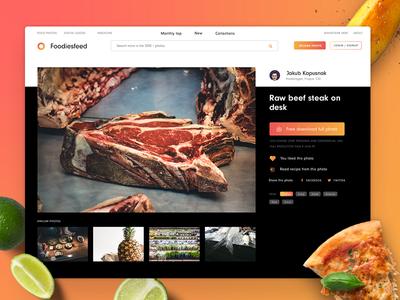 Foodiesfeed portal photo detail foodiesfeed free photo food photography food webdesign web