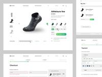 Skinners e-commerce
