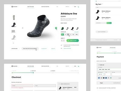 Skinners e-commerce light skinners product checkout shop e-commerce shop ecommerce website webdesign web