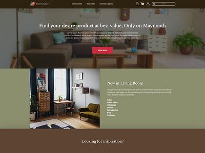 MAYNOOTH Furniture web ui ui
