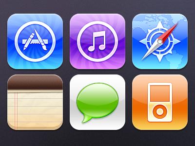 iOS Defaults