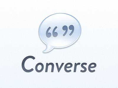 Converse Logo/Icon