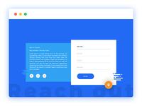 Reachout Page