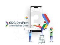 Banner Design For GDG