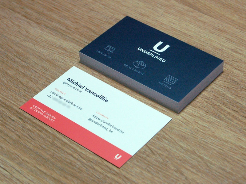 New Business Cards branding identity cards business cards print